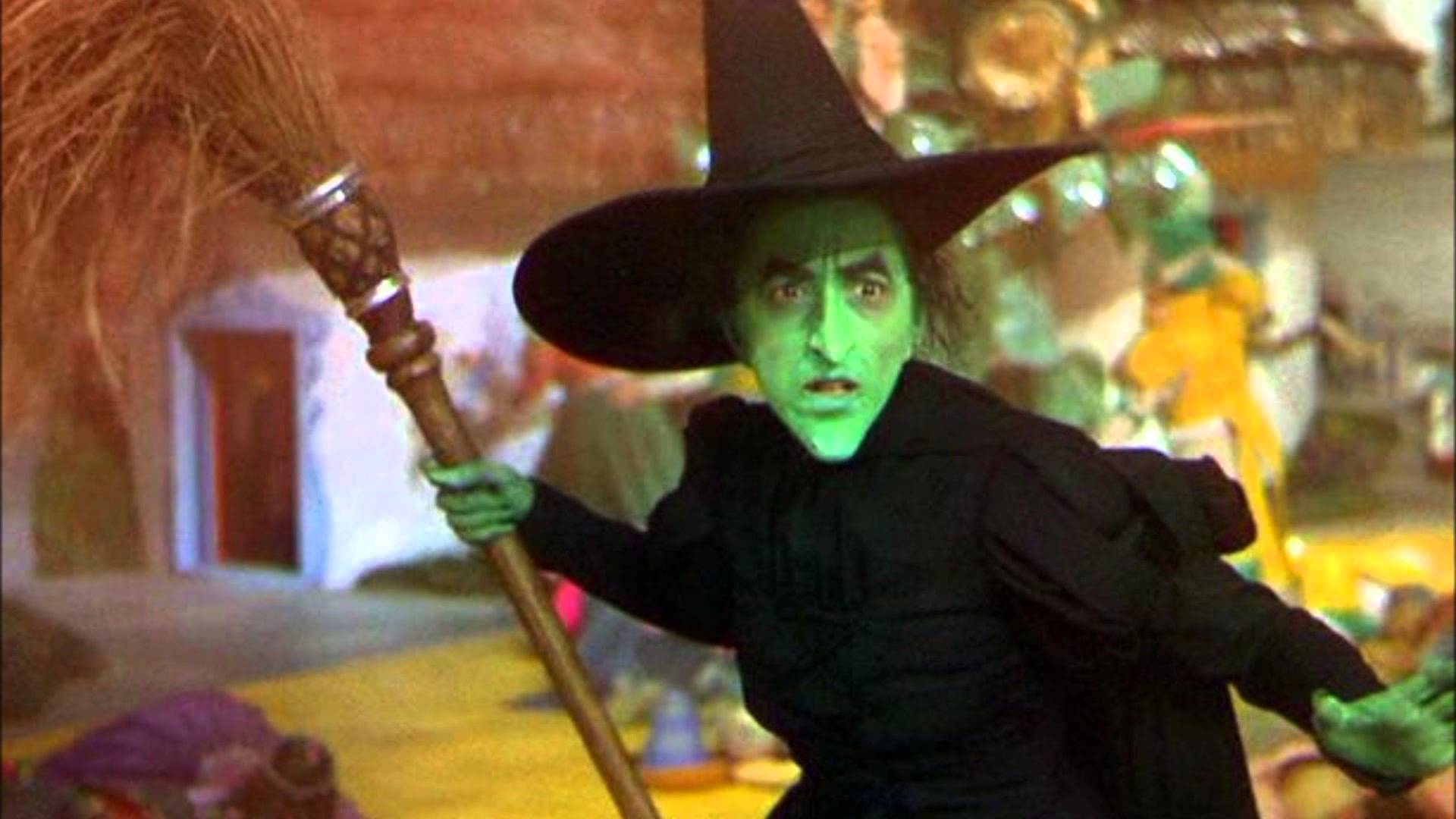 The Wicked Witch Of The West Stars Popcorn